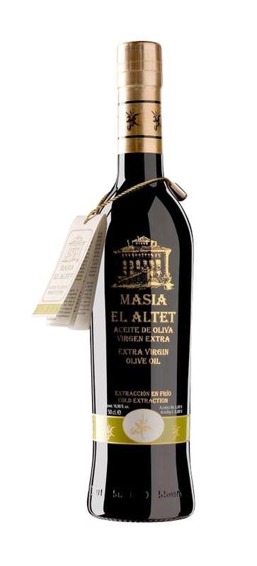 Huile d'olive vierge extra premium, Masia el Altet (500 ml)