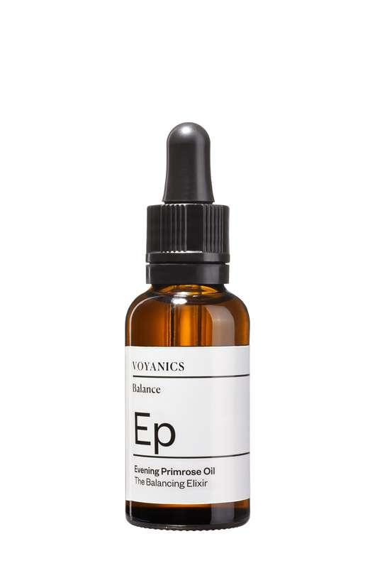 Huile d'Onagre (Ep) rééquilibrante visage BIO, Voyanics (30 ml)