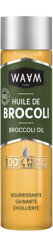 Huile de brocoli BIO, Waam (100 ml)