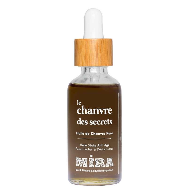 Huile de Chanvre pure, My Mira (50 ml)