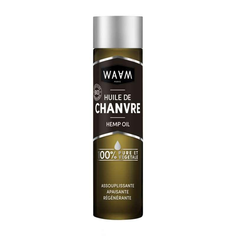 Huile de chanvre, Waam (100 ml)