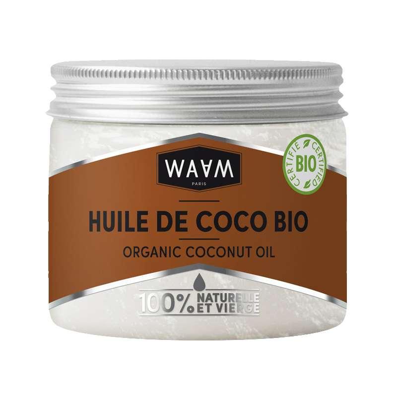 Huile de coco BIO, Waam (350g)