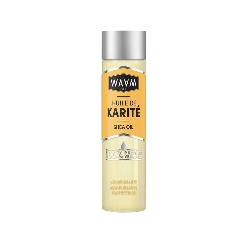 Huile de karité, Waam (100 ml)