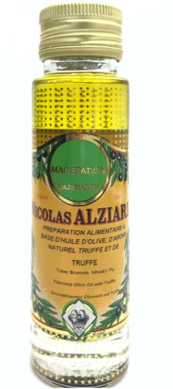 Huile de macération truffe, Nicolas Alziari (100 ml)