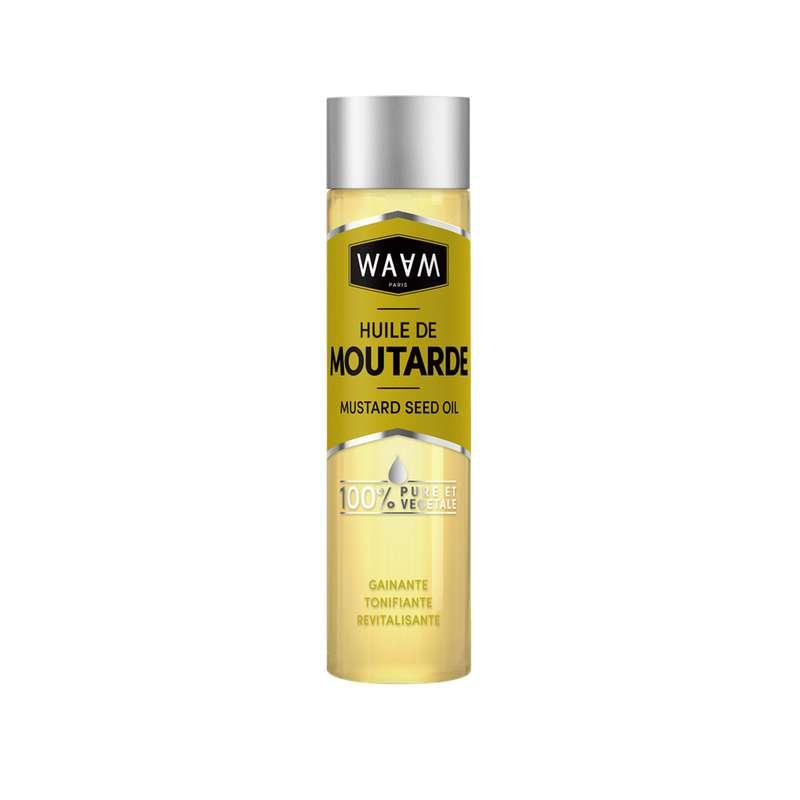 Huile de moutarde, Waam (100 ml)