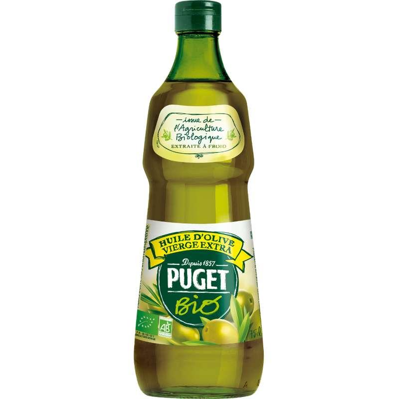 Huile d'olive BIO, Puget (75 cl)