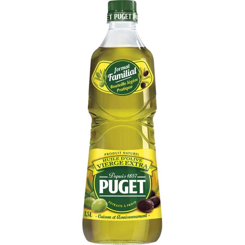 Huile d'olive classique Puget (1.5 L)