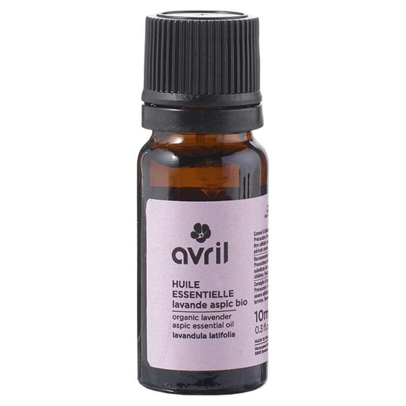 Huile essentielle de lavande aspic BIO, Avril (10 ml)
