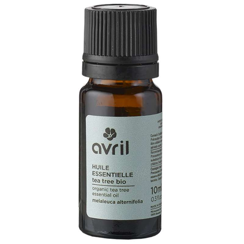 Huile essentielle de tea tree BIO, Avril (10 ml)