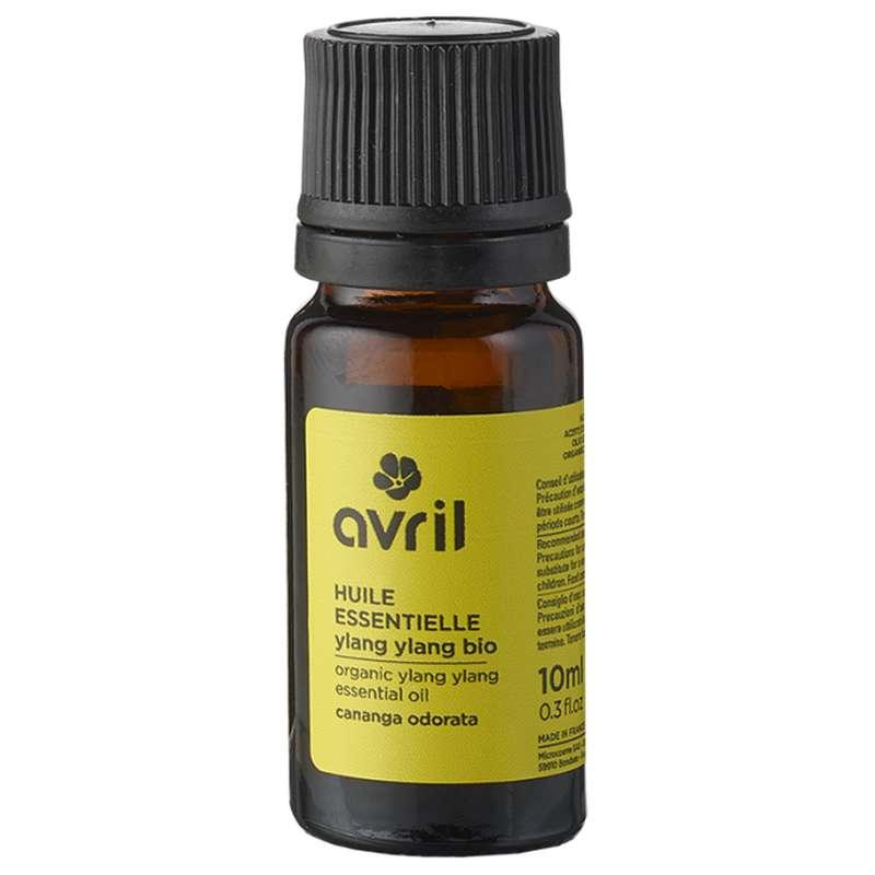 Huile essentielle d'ylang ylang BIO, Avril (10 ml)