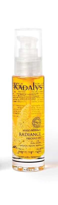 Huile précieuse radiance BIO, Kadalys (50 ml)