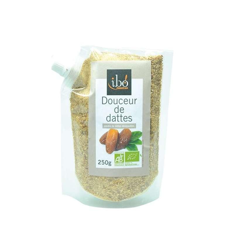 Poudre Douceur de dattes BIO, Ibo (250 g)