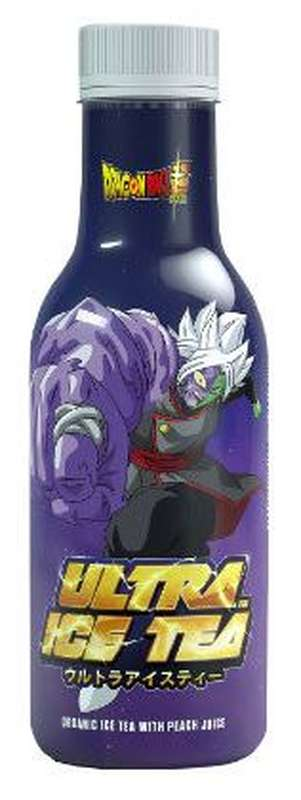 Ice Tea pêche Dragon Ball Z Zamasu BIO (50 cl)