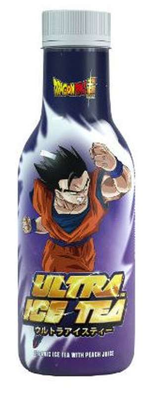 Ice Tea pêche Dragon Ball Z Gohan BIO (50 cl)