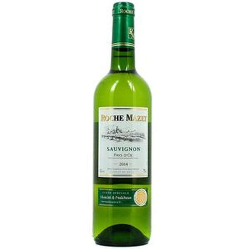 Sauvignon blanc, Roche Mazet 2015 (75 cl)