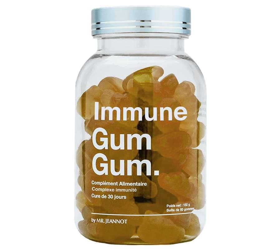 Immune Gum Gum complexe immunité, Mr Jeannot (x 60)