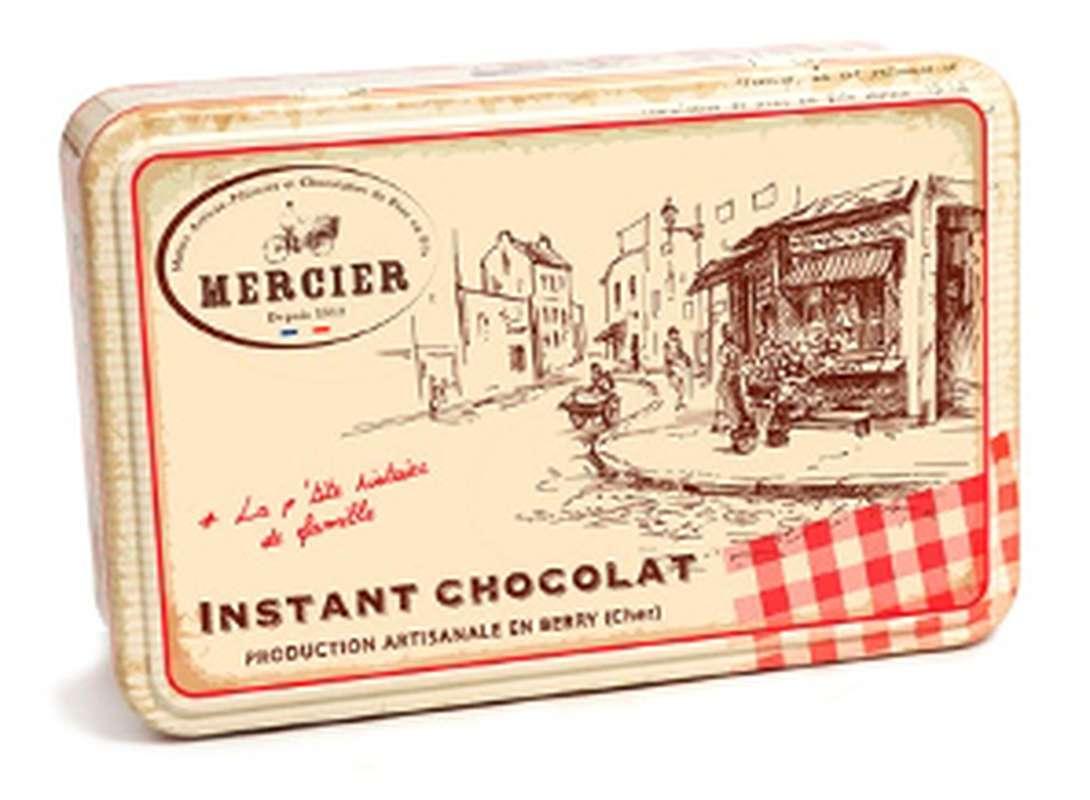 Instant chocolat, Daniel Mercier (200 g)