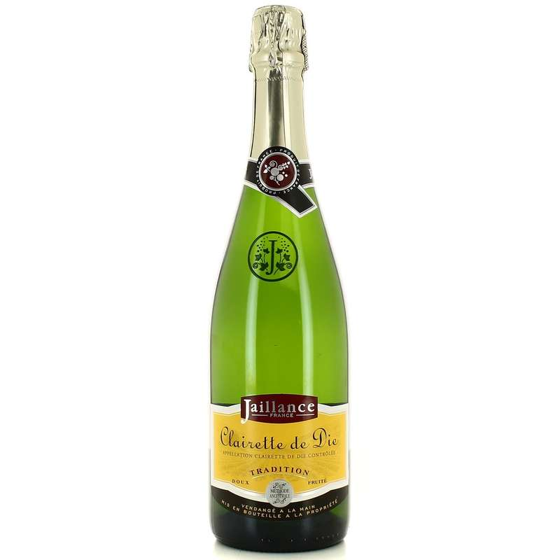 Clairette de Die Tradition  AOP, Jaillance (75 cl)