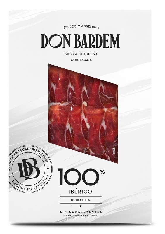 Jambon de Bellota 100% Ibérico, Don Bardem (80 g)