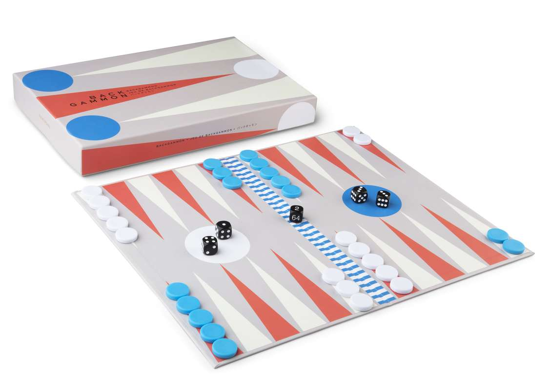Jeu Backgammon, Printworks