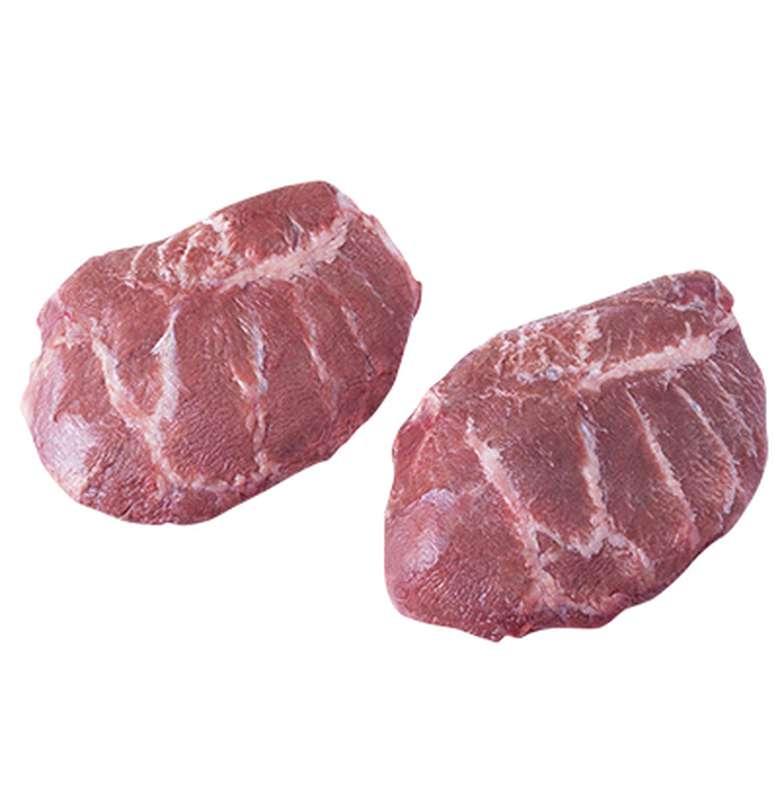 Joue de porc ibérique (environ 400 - 450 g)