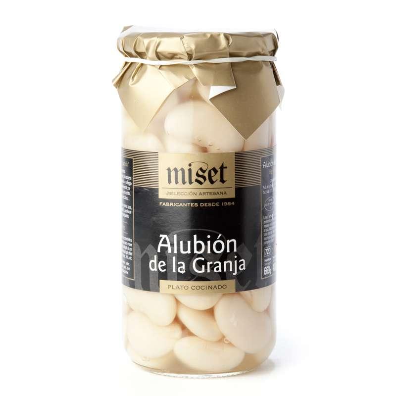 "Haricots blancs ""de la granja"", Miset (400 g)"