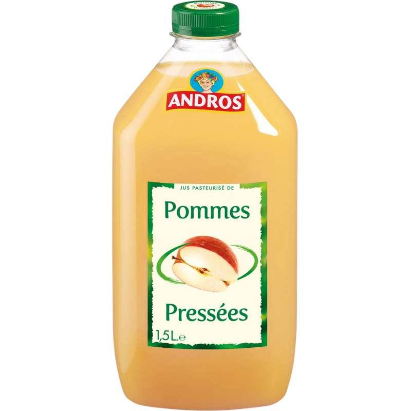 Jus de pommes, Andros (1,5 L)