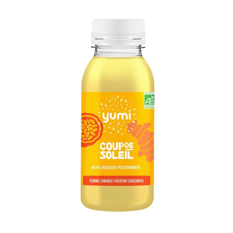 Jus Le Coup de Soleil BIO, Yumi (240 ml)