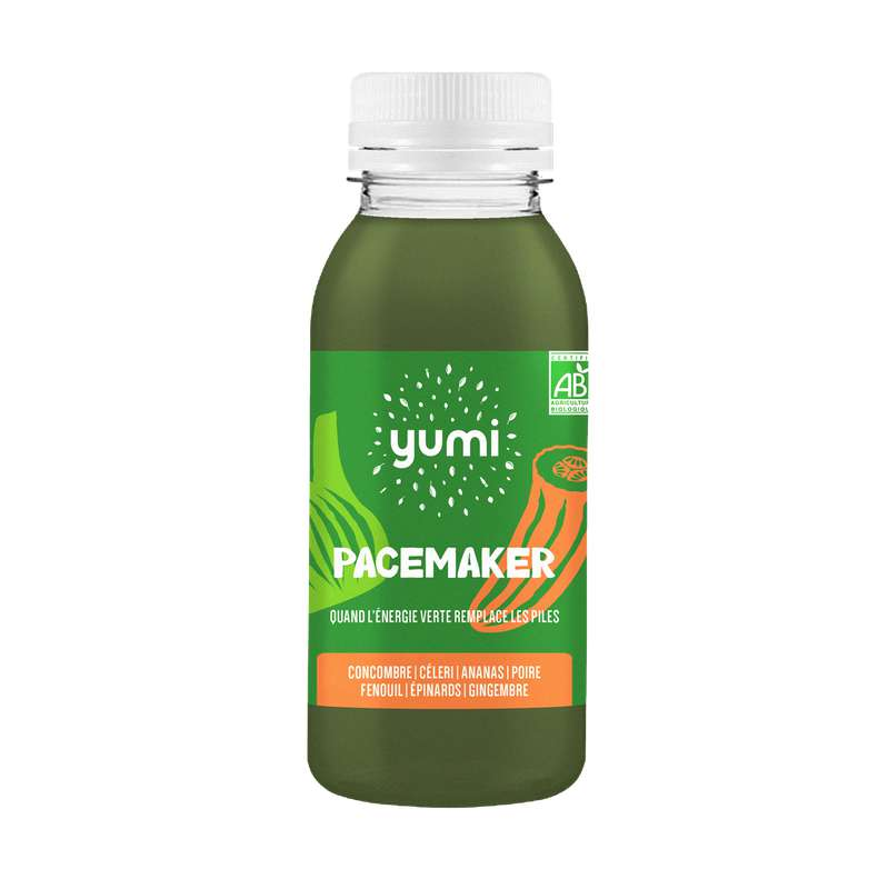 Jus Pacemaker BIO, Yumi (240 ml)