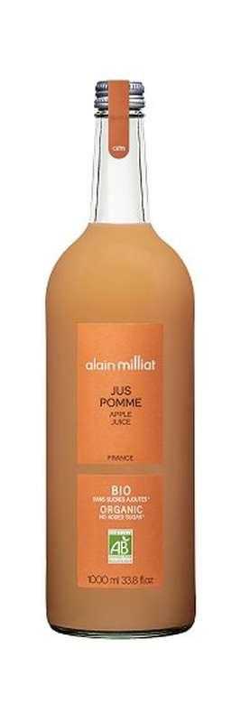 Jus Pomme BIO, Alain Milliat (1 L)