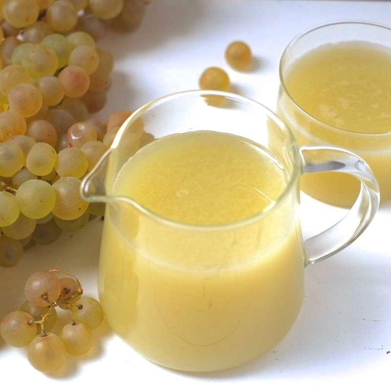Jus frais de raisin blanc (1 L)