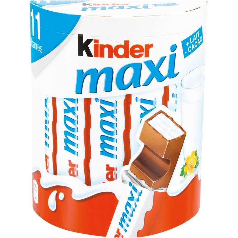 Kinder Maxi (x 11, 231 g)