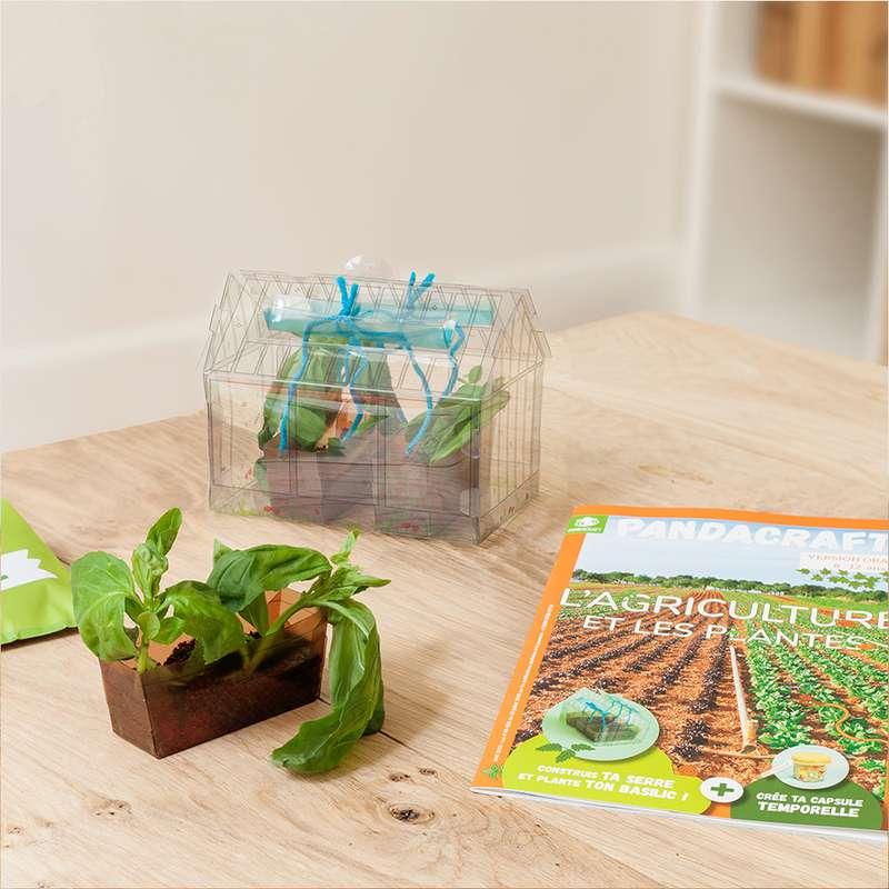Kit éducatif Makers La Serre 8-12 ans, Pandacraft