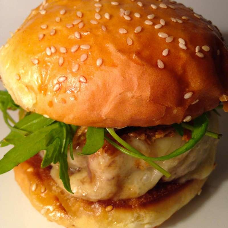 Kit recette / Burgers raclette x 2 (pour 2)