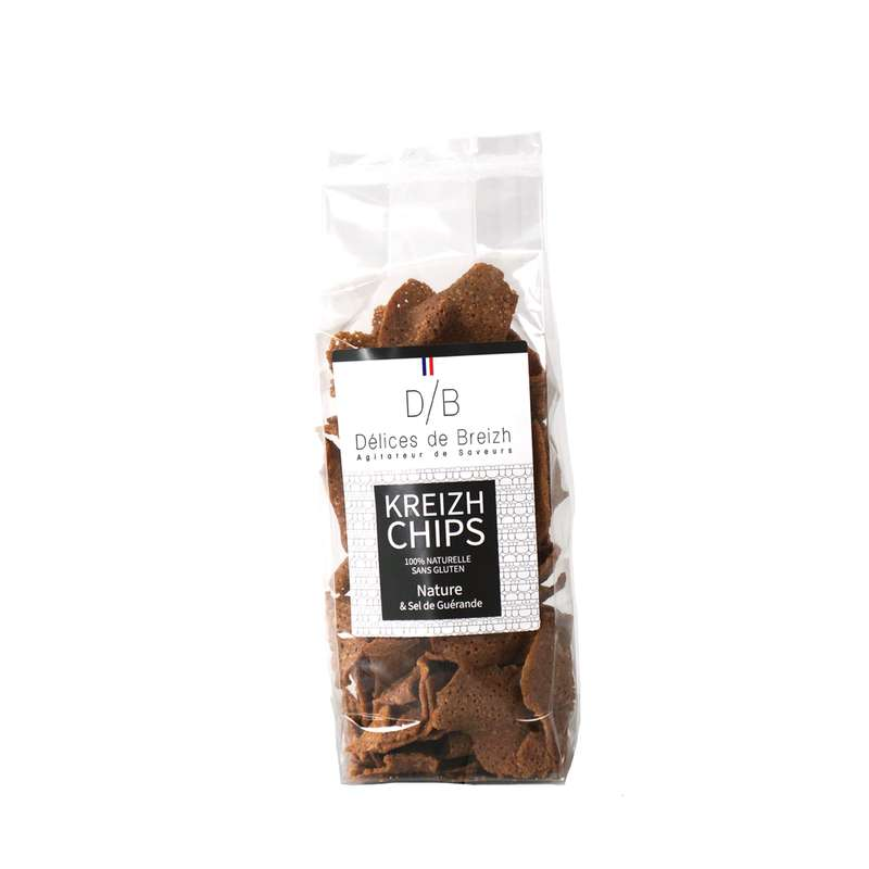 Kreizh chips, Délices de Breizh (90 g)