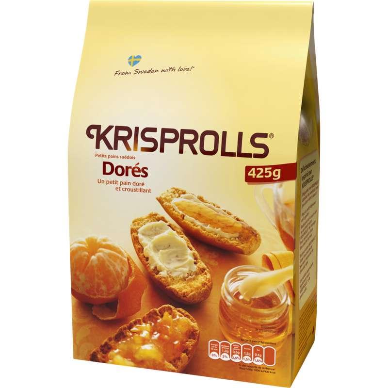 Krisprolls dorés (425 g)