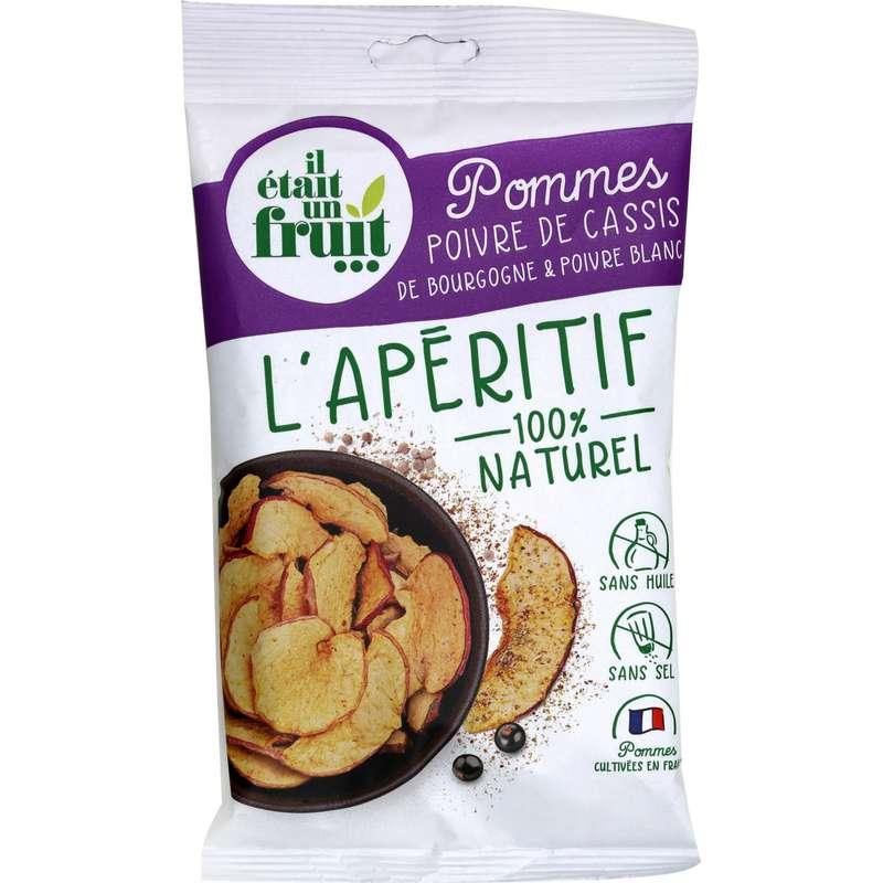 L'apéritif chips de pomme cassis, Il Etait Un Fruit (50 g)