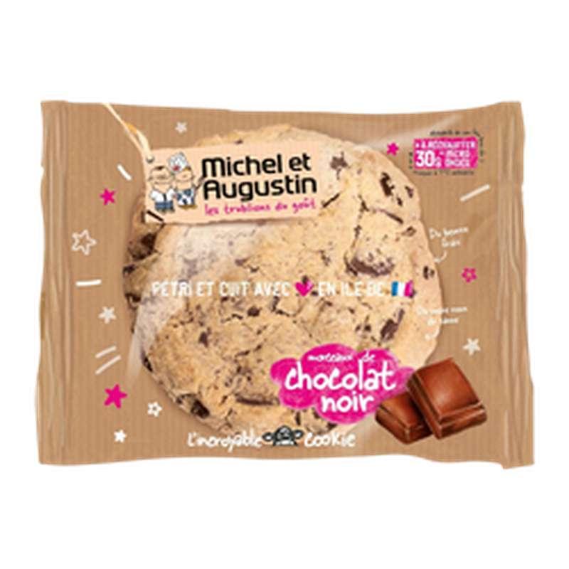 L'Incroyable Cookie aux gros morceaux de chocolat, Michel et Augustin (70 g)