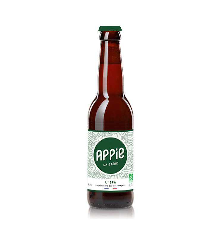 L'IPA BIO, Appie (33 cl)