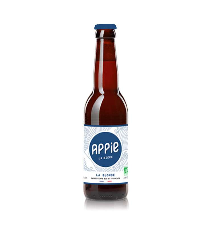 La Blonde BIO, Appie (33 cl)
