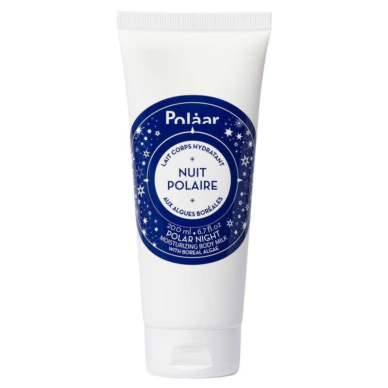 Lait corps hydratant Nuit Polaire aux algues boréales, Polaar (200 ml)