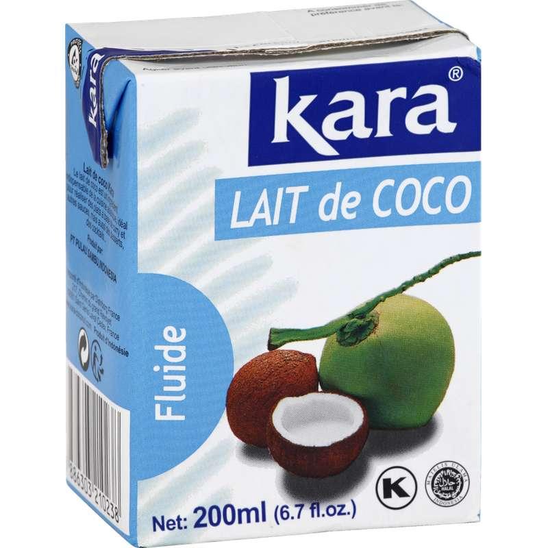Lait de coco, Kara (200 ml)