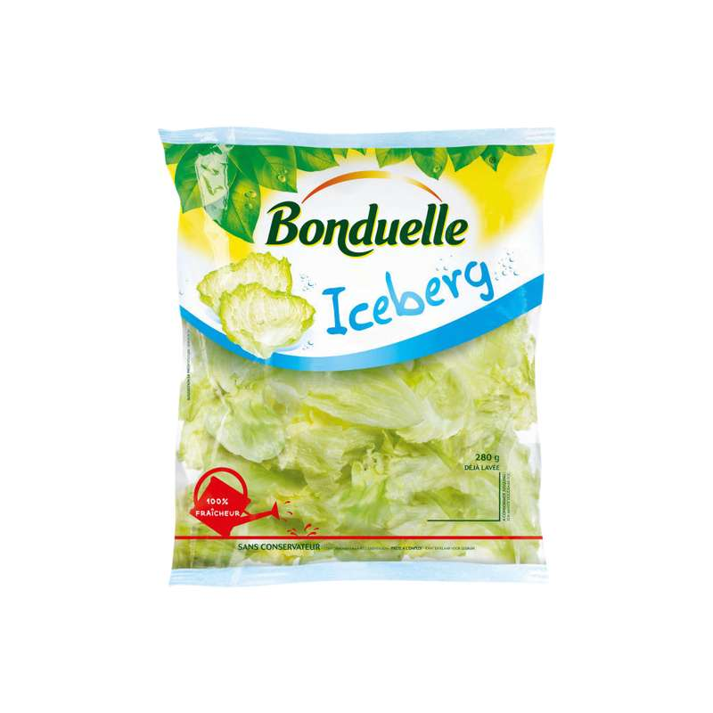 Laitue iceberg, Bonduelle (280 g)