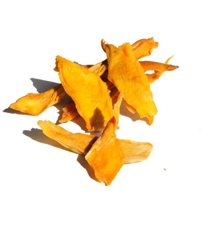 Lamelles de mangues séchées BIO, Ibo (100 g)