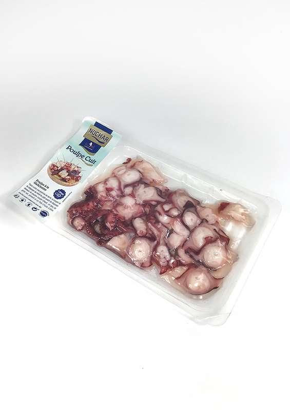 Lamelles de poulpe sélection cuit, Nuchar (150 g)