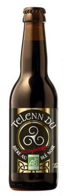 Lancelot Telenn du brune BIO, 4,5° (33 cl)
