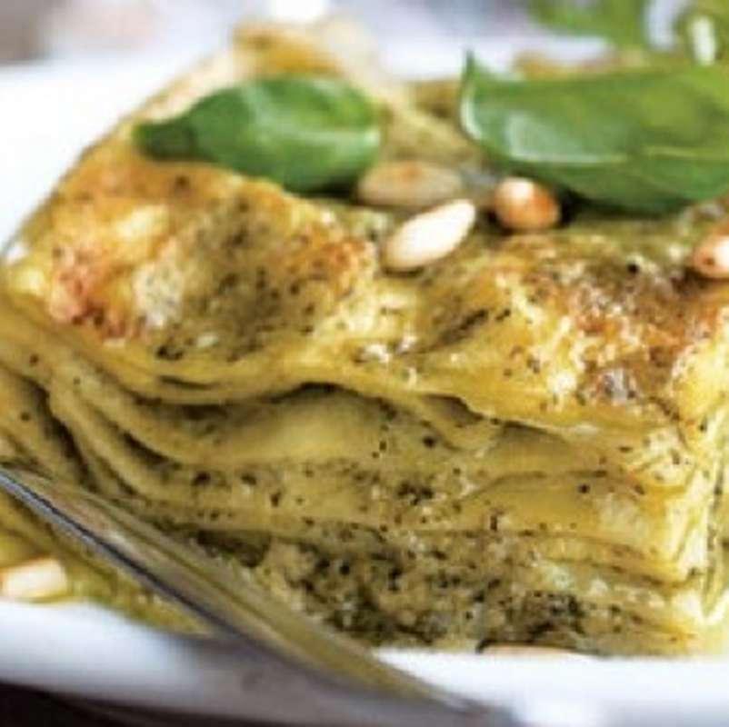 Lasagnes au pesto, nouvelle recette (300 g)