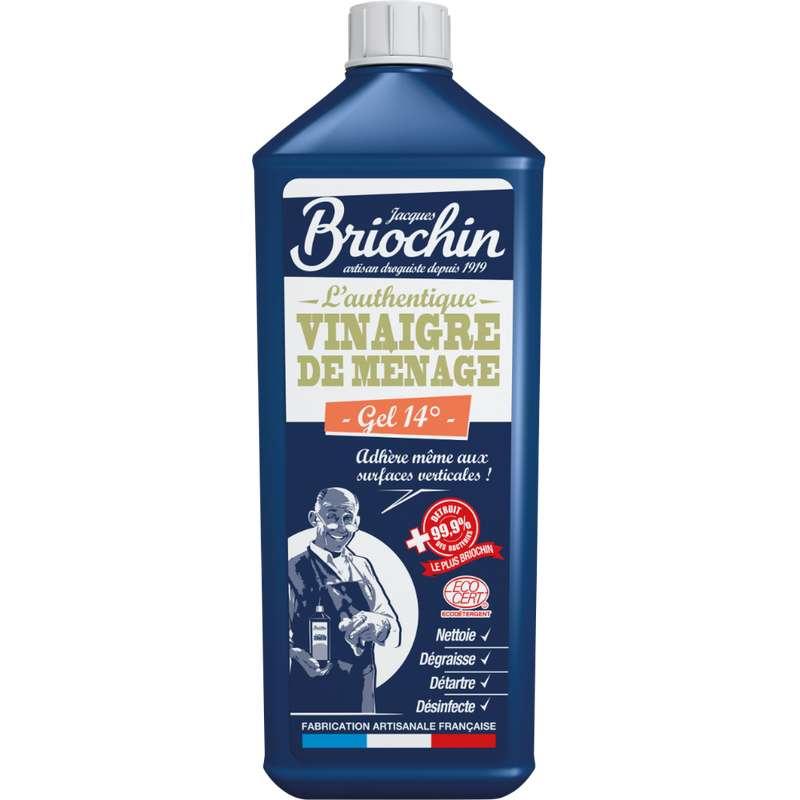 L'authentique vinaigre de ménage en gel, Briochin (750 ml)
