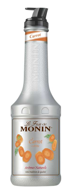 Le Fruit Carotte, Monin (1 L)