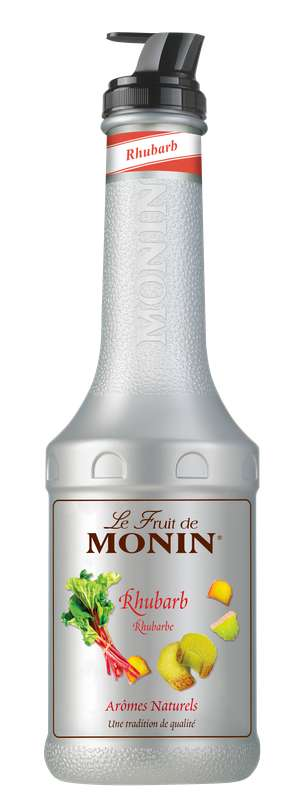Le Fruit Rhubarbe, Monin (1 L)